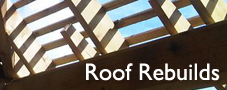 Roof rebuilds
